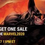 BOGO Digital Comic Book from Marvel Entertainment