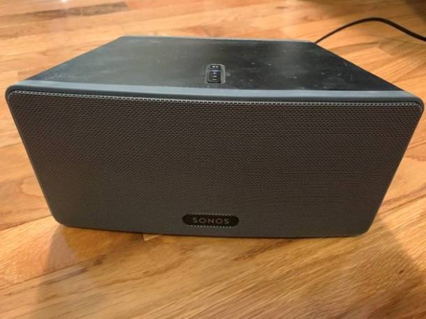 Healthcare and First Responder Discount on Sonos