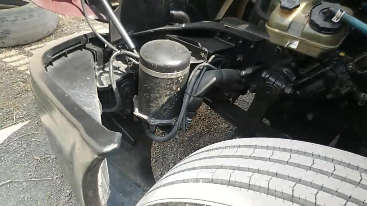 air dryer leaking air