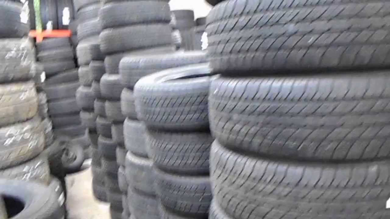 HILLYARDS USED TIRES! WORLDS BIGGEST USED TIRE STORE ! THOUSANDS OF TIRES IN STOCK! 905-528-3500