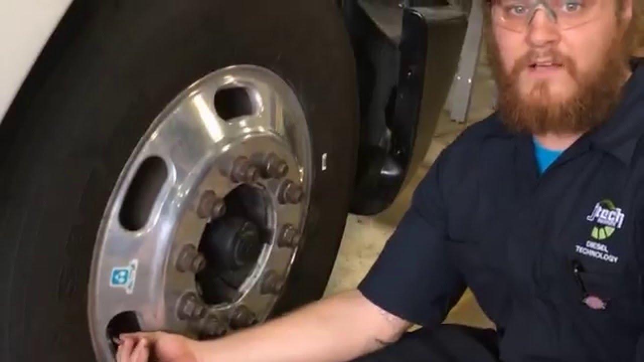 JTech DOT tire service
