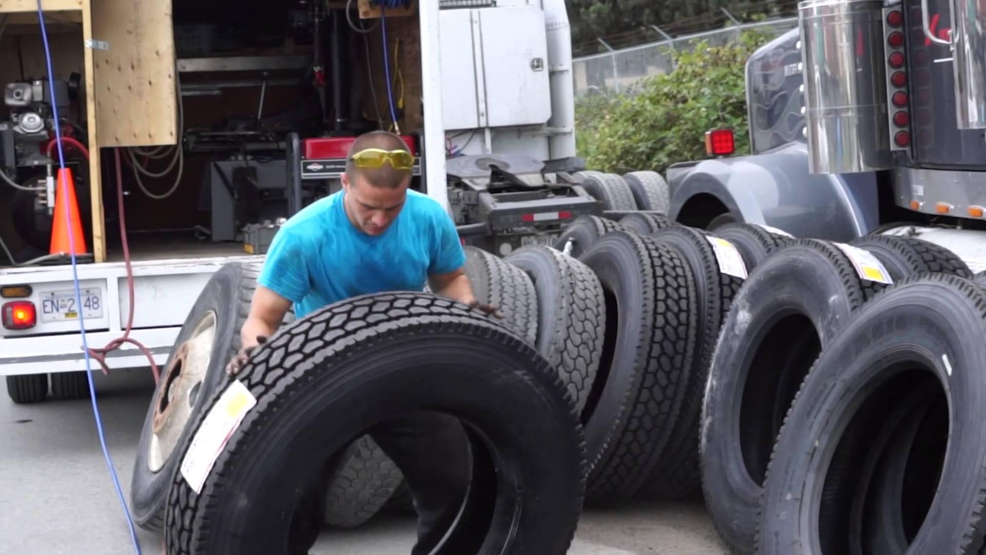 Premier Mobile Tire Service - Commercial Truck Tire Service
