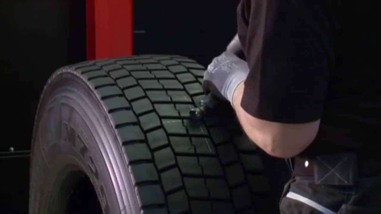 Professional Tools for Repair Tires for Truck wheel (tyre). New technology cars product