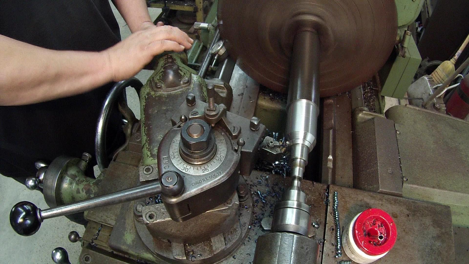Truck Spindle Repair
