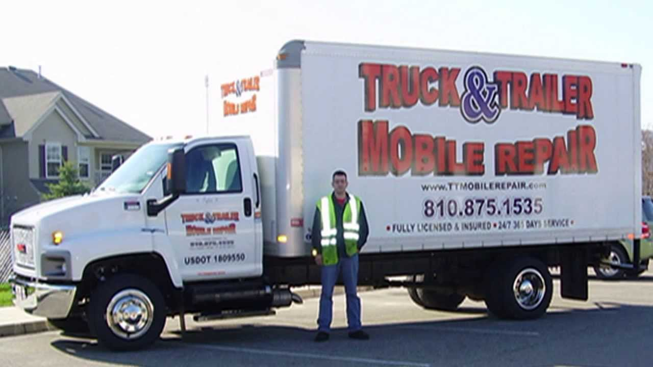 Truck & Trailer Mobile Repair - Michigan's Best Semi Truck Repair Service