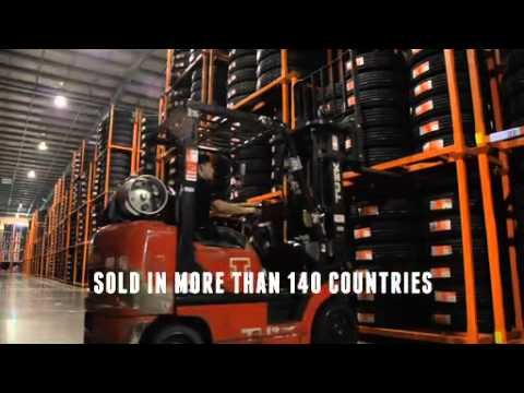 GT Radial Commercial Truck Tires Overview