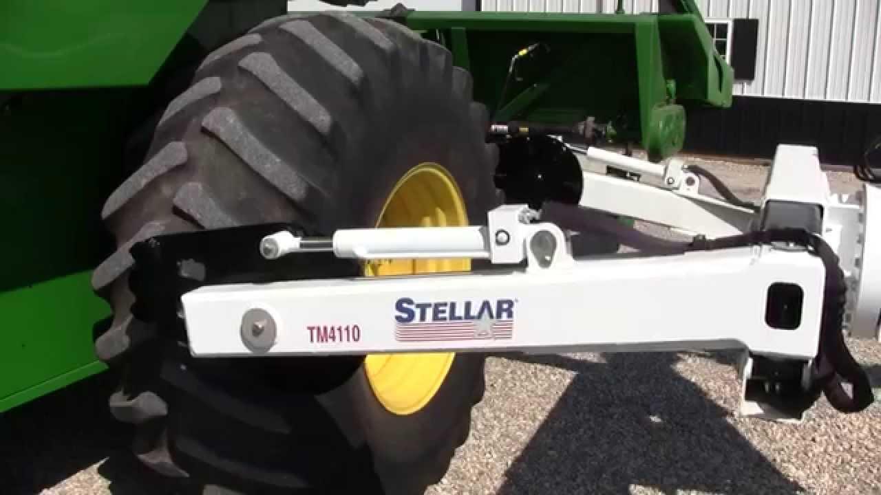 Stellar Industries OTR 9000 Tire Service Truck