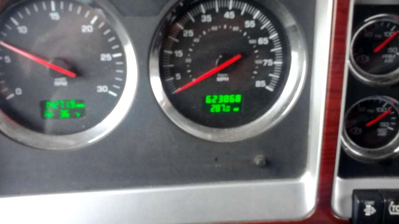 Bridgestone Tire Review R283 M726EL 11R22.5 part 1