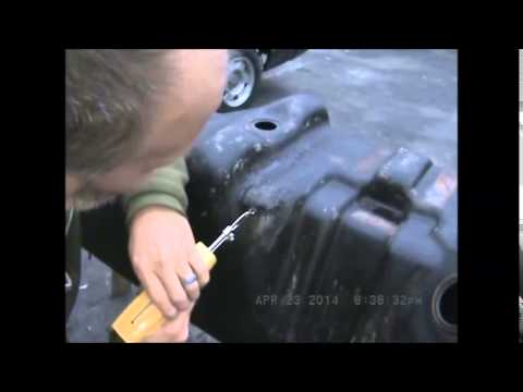 Dodge fuel tank repair