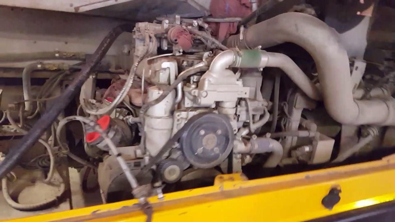 Mercedes Diesel Air Compressor Failure Cause and Repair
