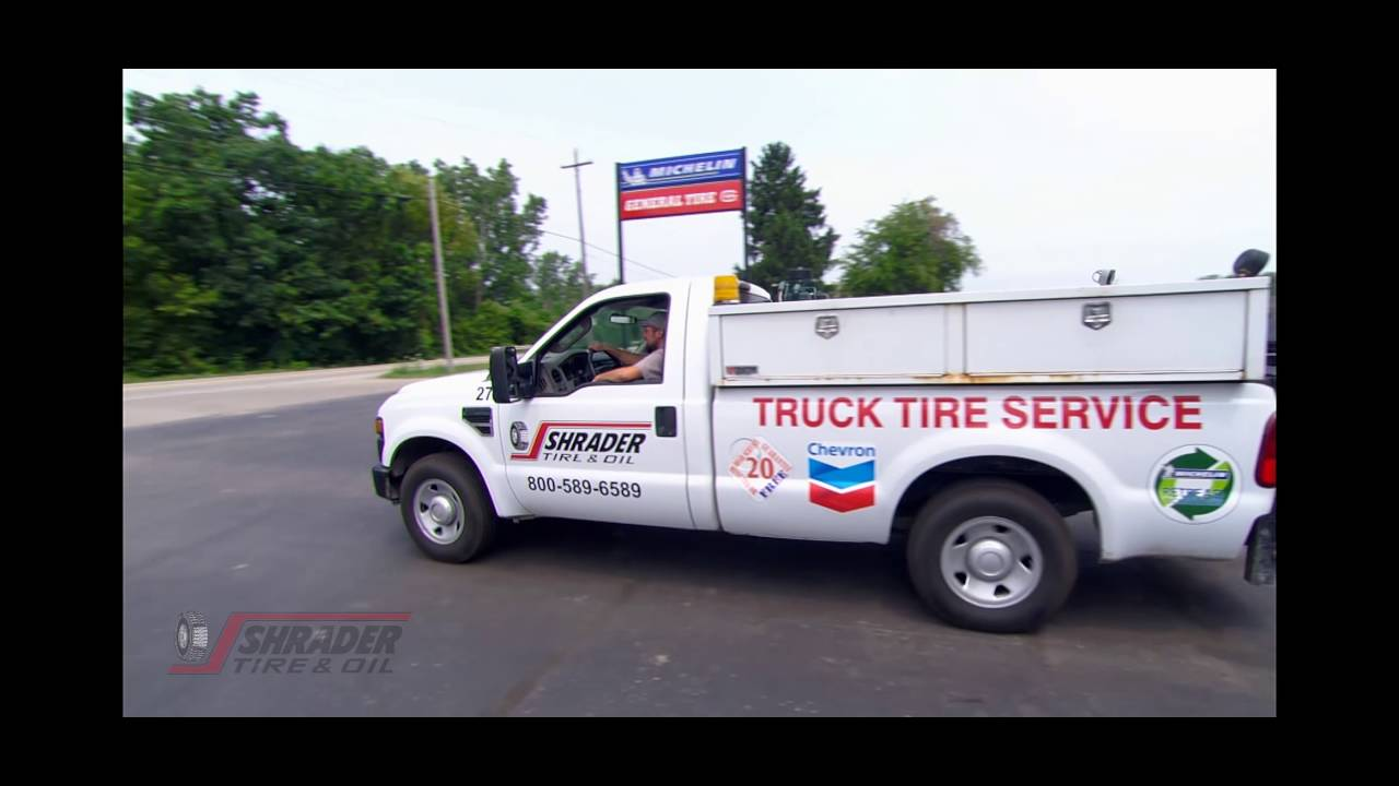Tire Technician Job Description - Shrader Tire & Oil