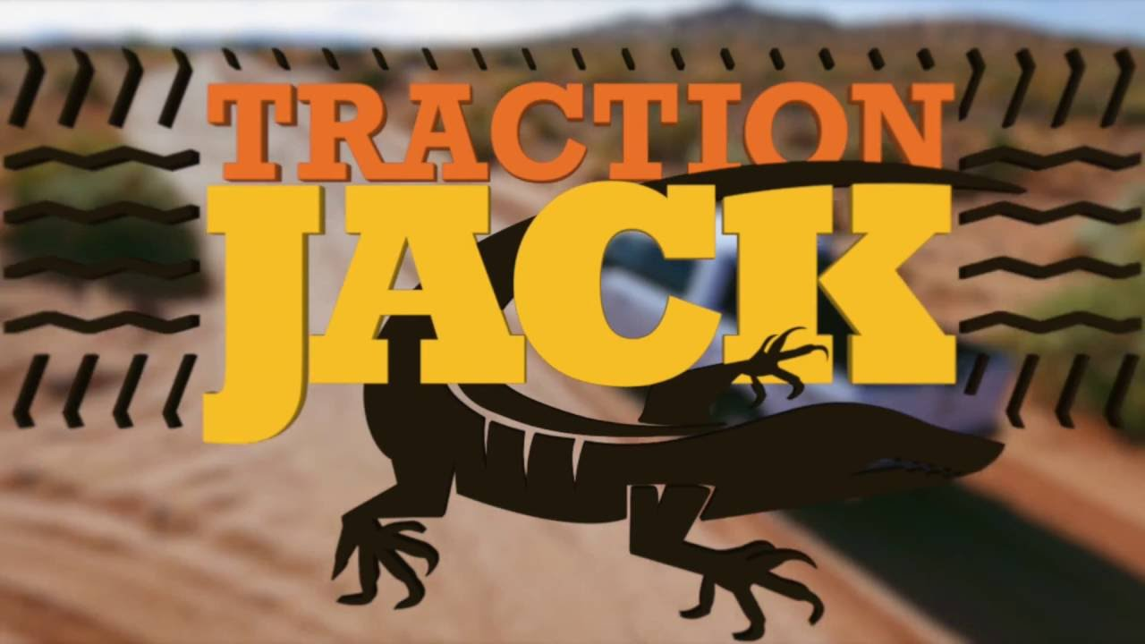 Traction Jack Commercial