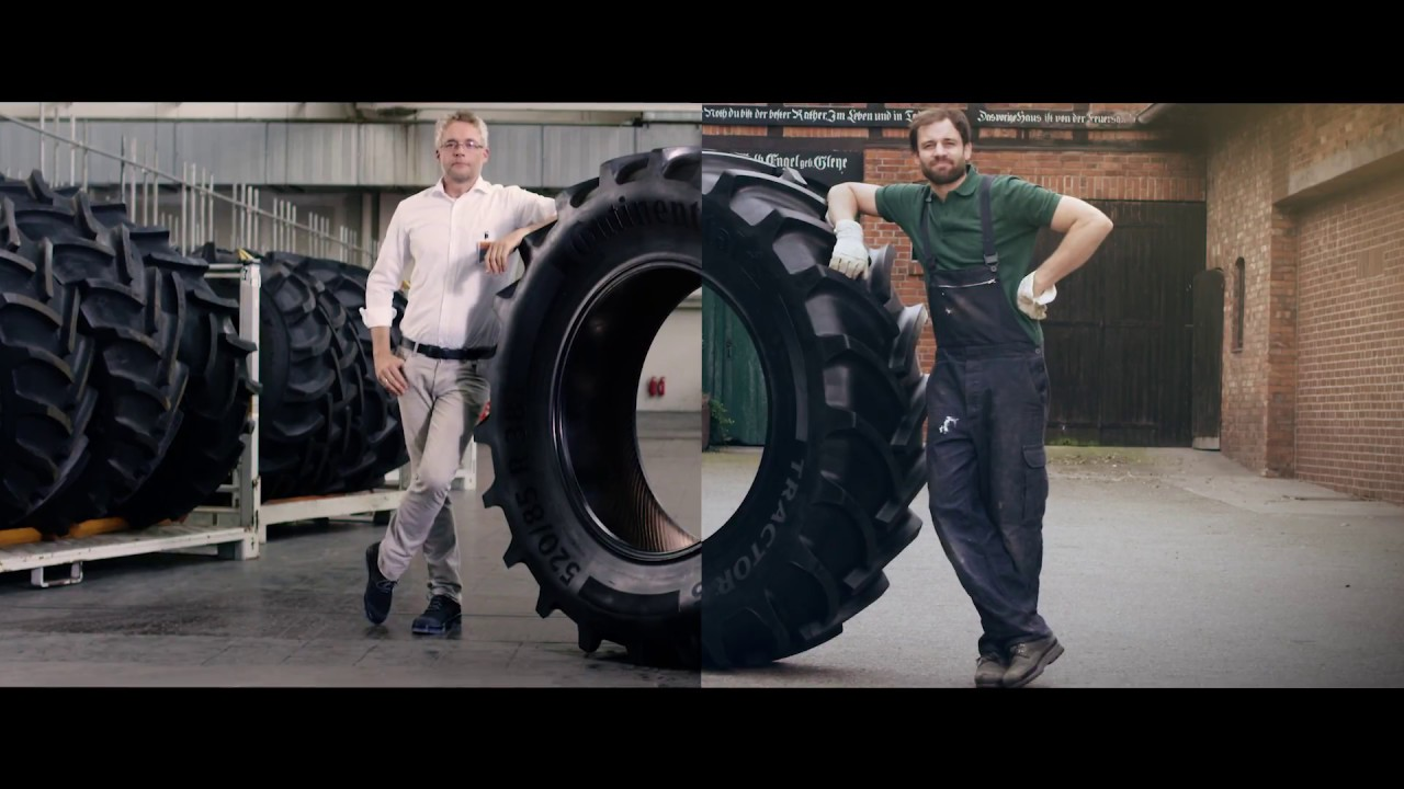 Continental Agricultural Tires