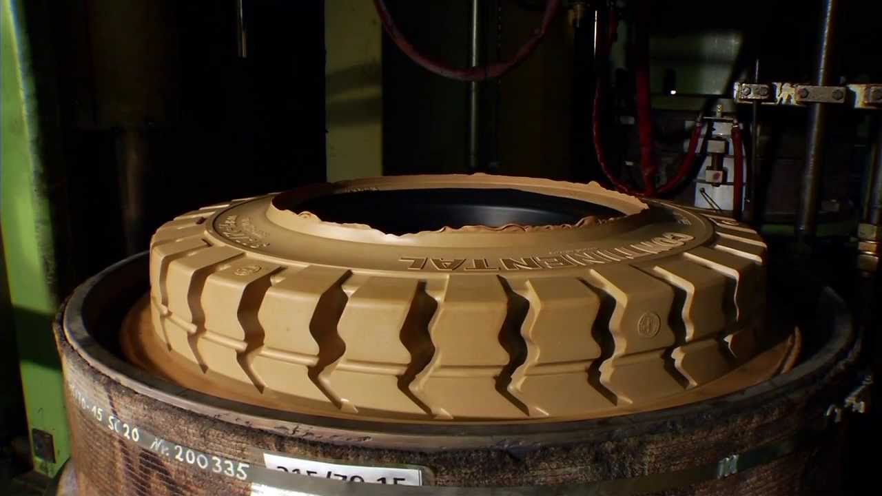 Continental Commercial Specialty Tires Image Film