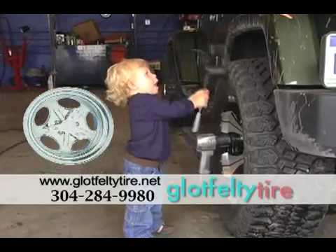 Glotfelty Tire Center Commercial by LEECAST.COM