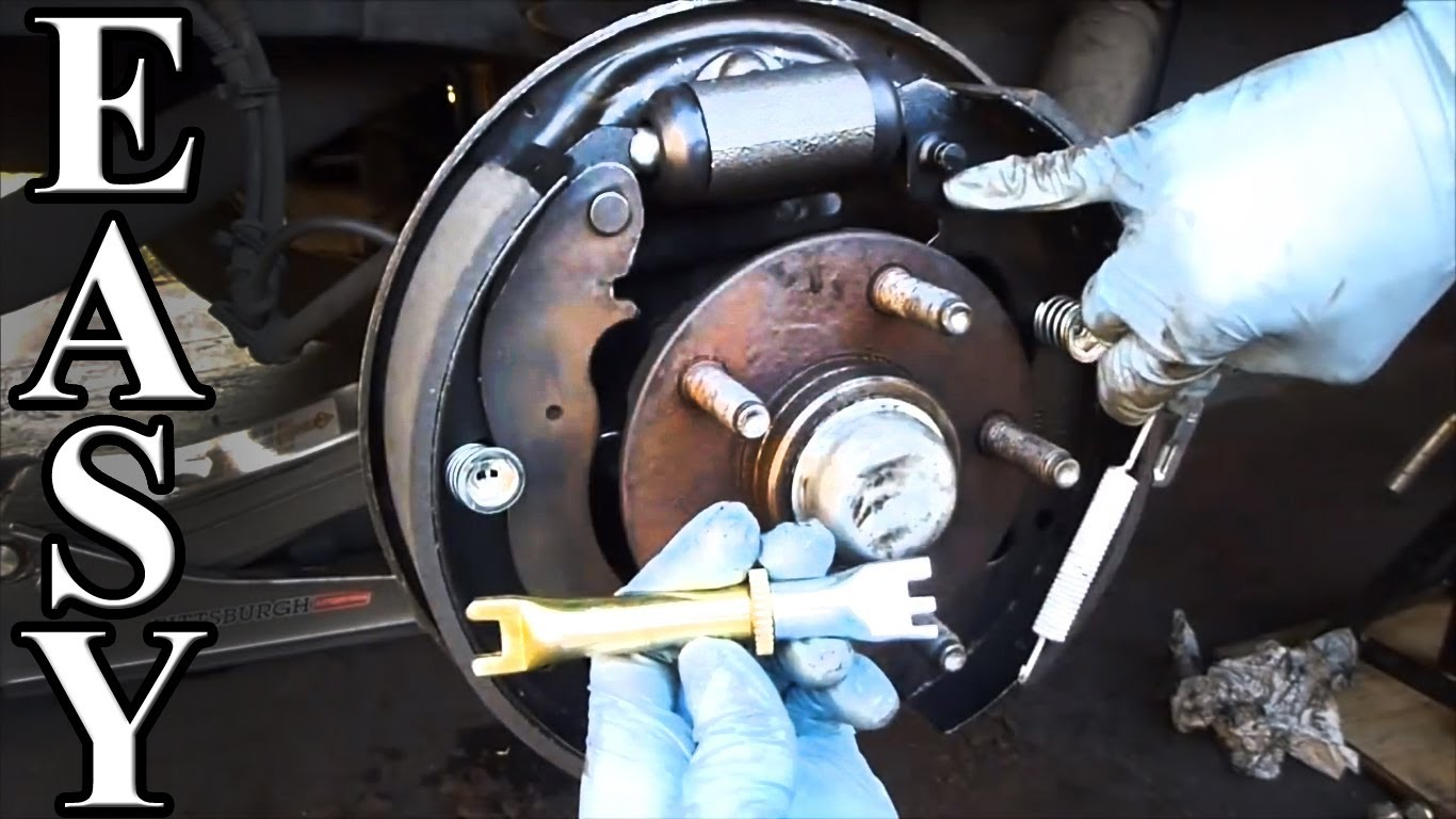 How to Change Drum Brakes (In depth, ultimate guide)