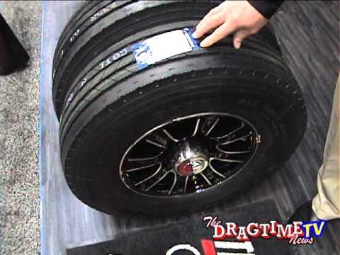 PRI 2015 - Trailer Tires & Wheels