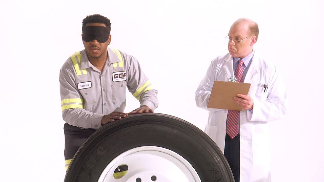 The GCR Tires & Service Blindfold Tire Test - Steer Tire
