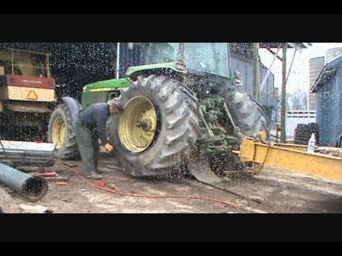 Tire repair 710-70-R38