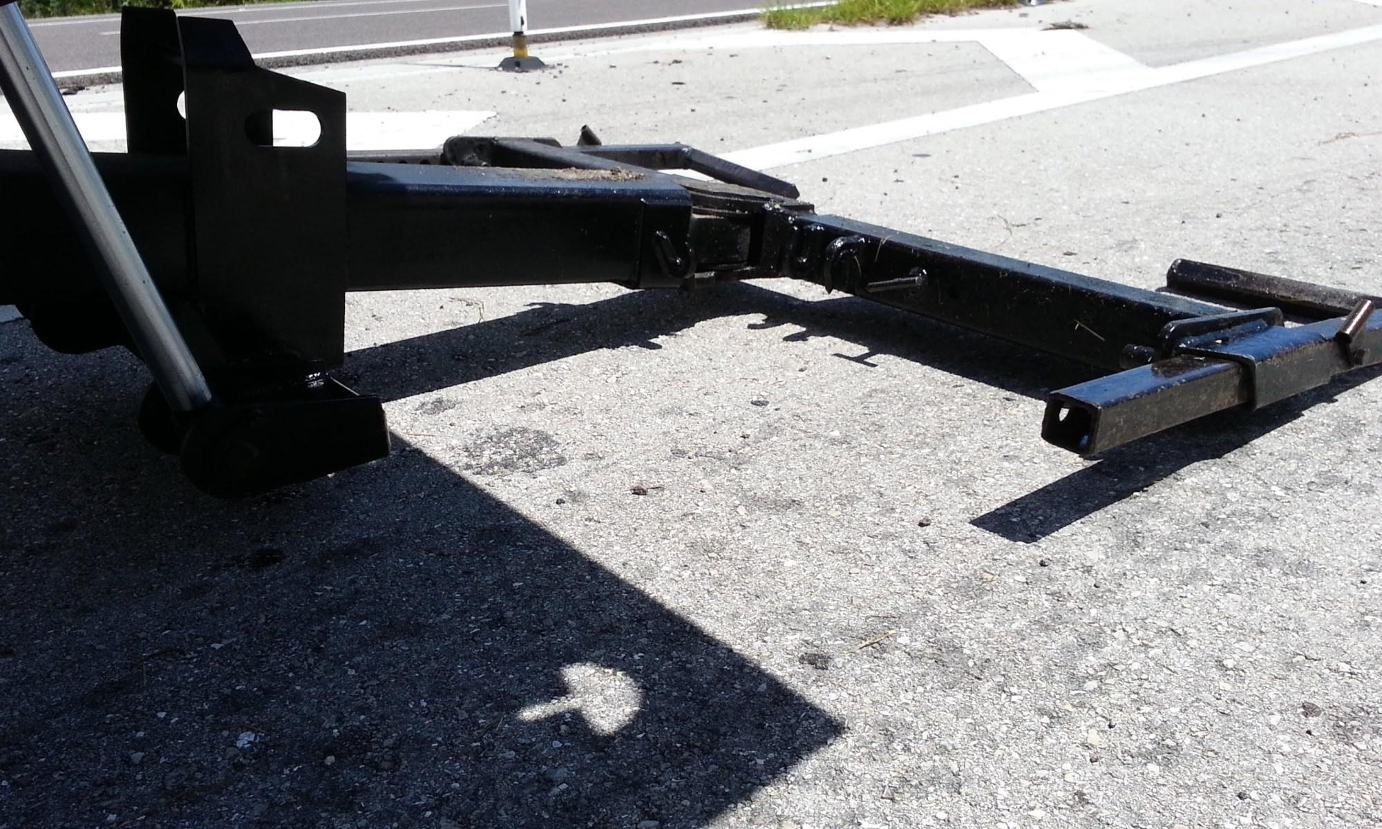 Tow truck Hydraulic cylinder Failure