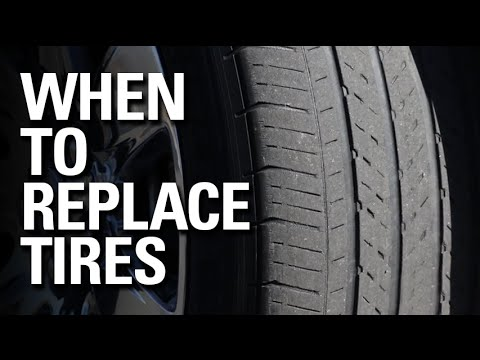 When to Replace Your Tires | Discount Tire