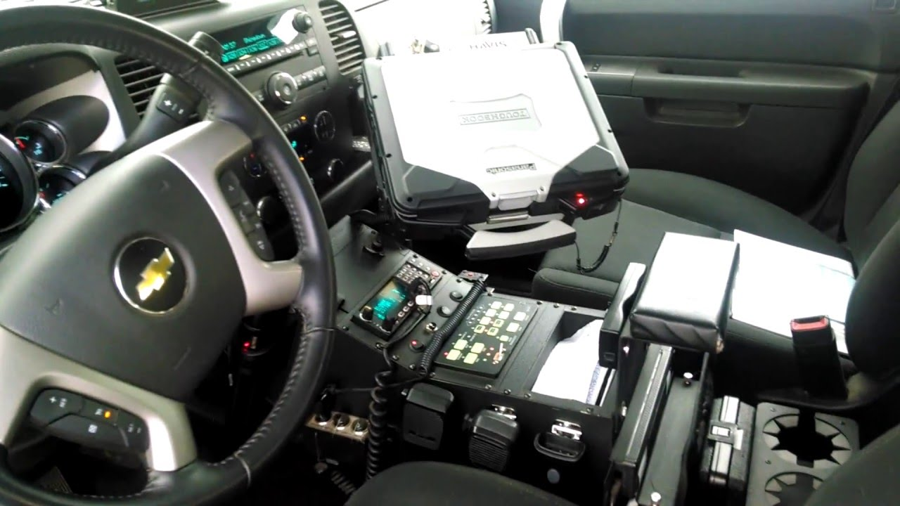 2013 Chevy Silverado Police Truck Repair | HD Video