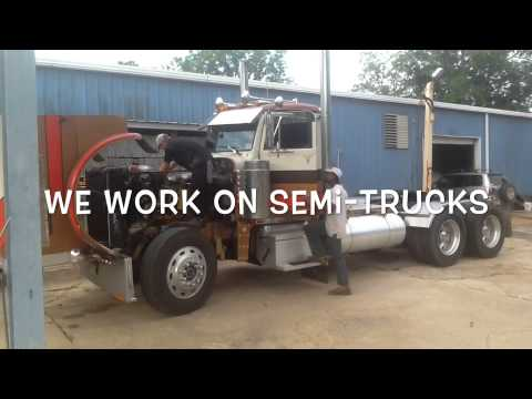 6016352326 Auto Truck Semi-truck Repair 6016352326