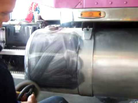 Aluminum Fuel Tank restoration.mov