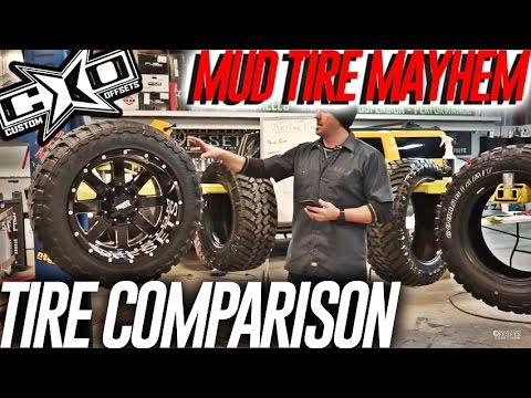 Sh*t I Never Knew: Mud Tire Mayhem