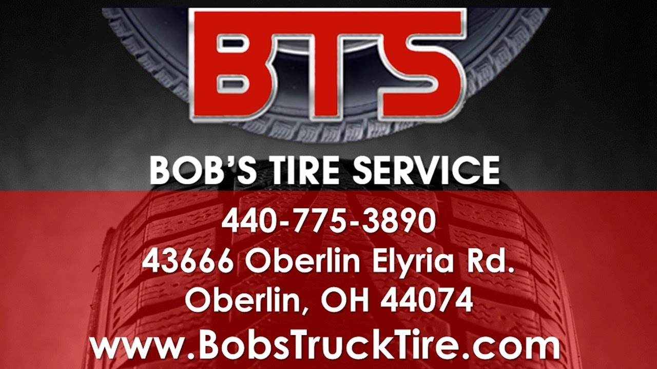 Bob's Tire Service BTS | Oberlin OH Tire Dealers