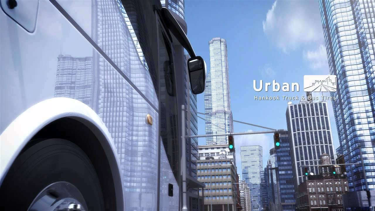 [Brand Video] Hankook Truck and Bus Tires
