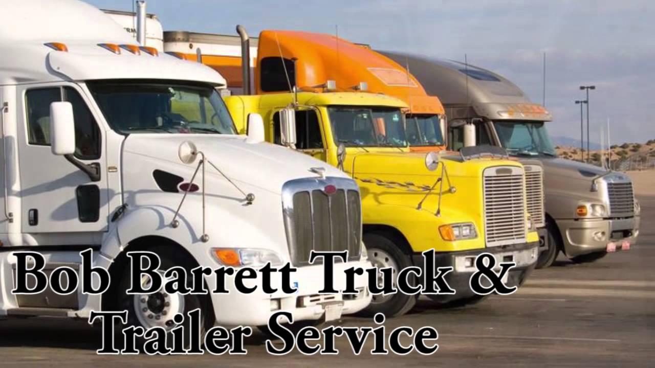 Commercial Truck Repair in Conklin NY, Bob Barrett Truck & Trailer Service