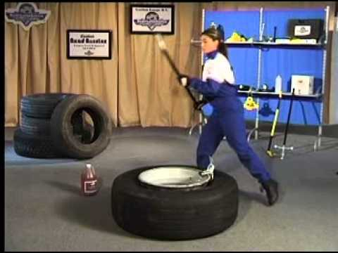 Easy Mounting and Dismounting for Truck Tyres of All Sizes