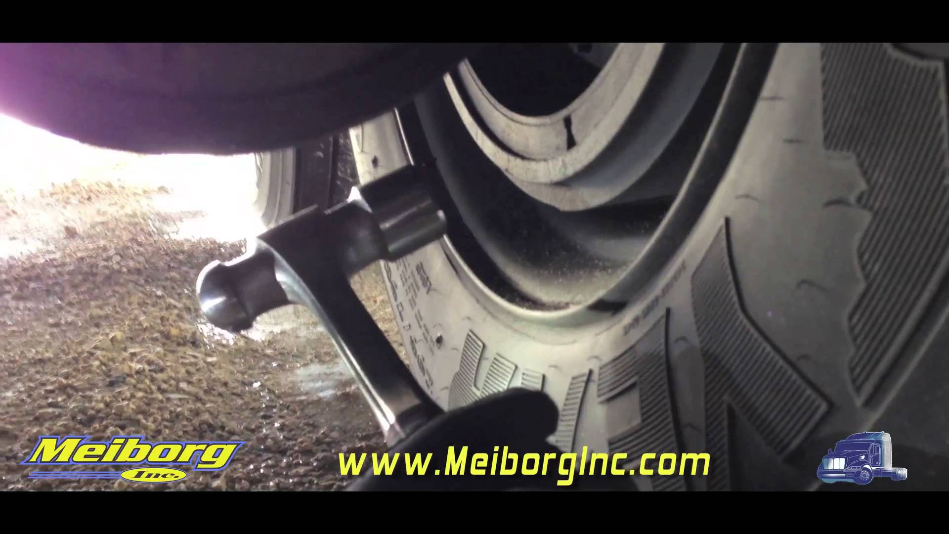 Meiborg Bros. Trucking: How to Unfreeze Frozen Tires