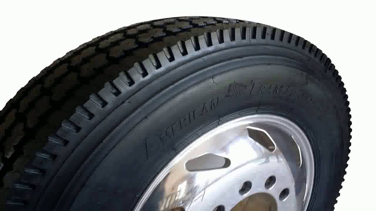 Roadlux R518 Open Shoulder Drive Radial Commercial Truck Tire 11R22.5 LRH