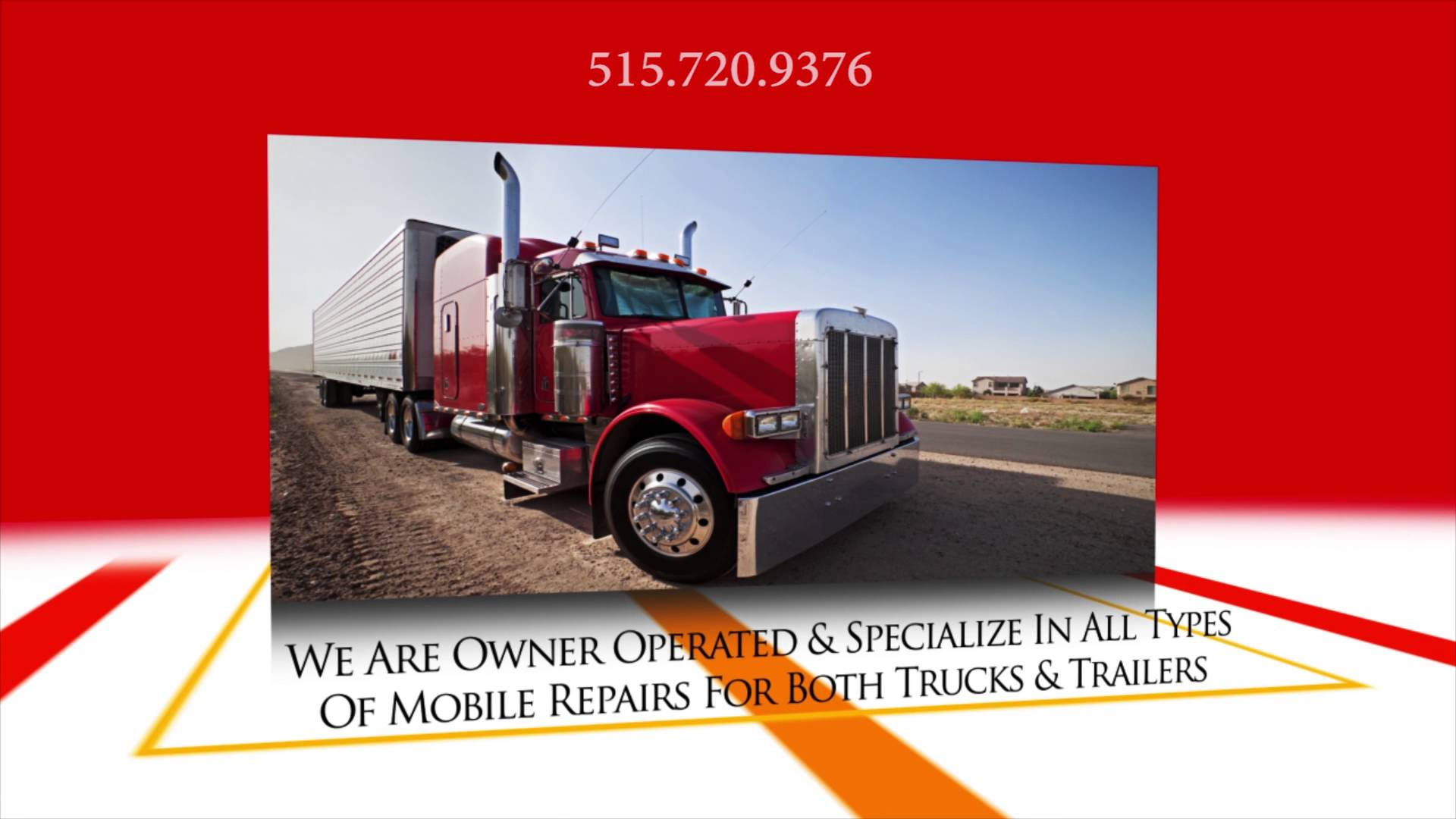 Semi Truck Repair in Des Moines, IA | Rod's Mobile Tire & Repair