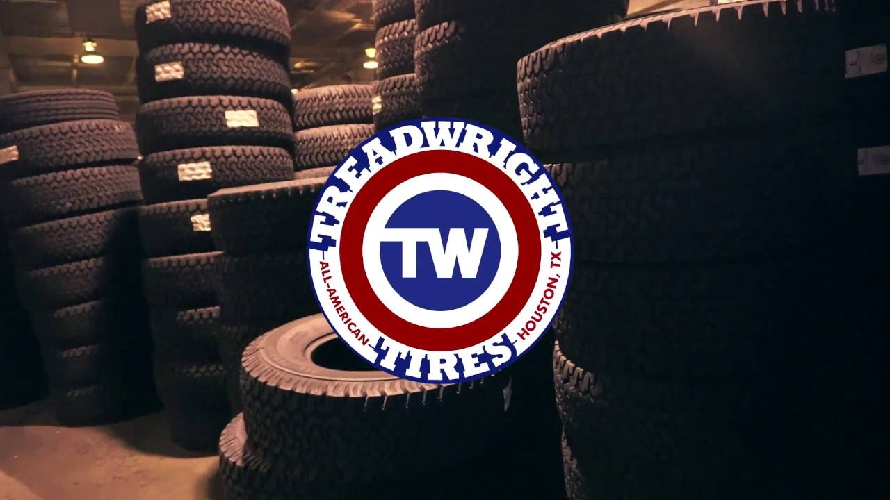 TreadWright Tires American Owned Company - All American Tire Guy