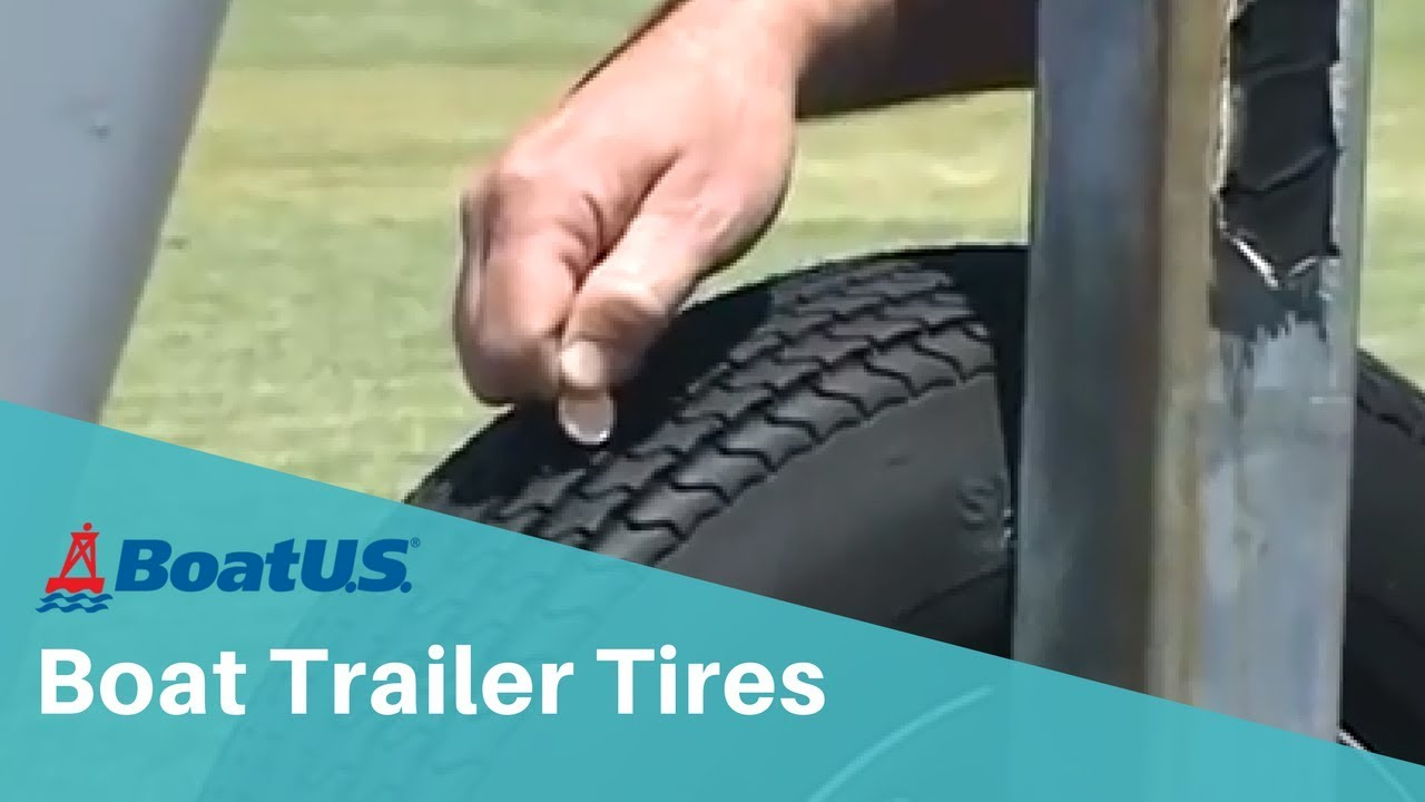 Boat Trailer Tires - BoatUS