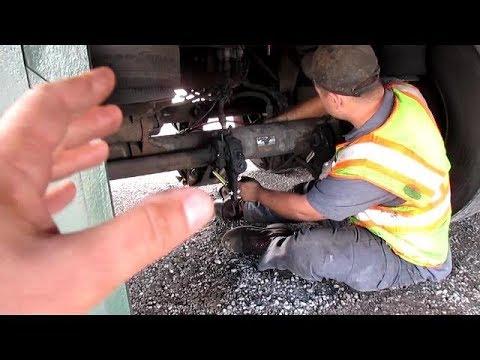 Brake Chamber Air Leak