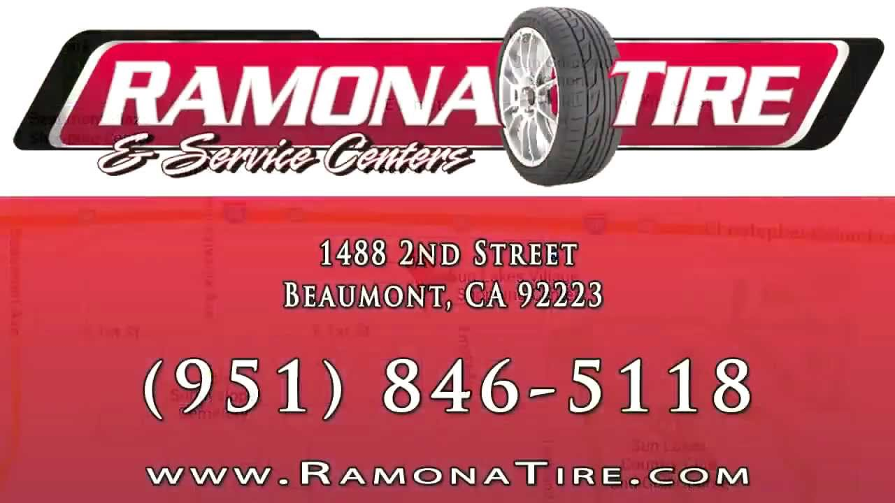 Discount Tires in Beaumont CA - We Beat Other's Pricing by $3 Per Tire