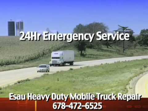 Esau Heavy Duty-Mobile Truck Repair, Athens, GA