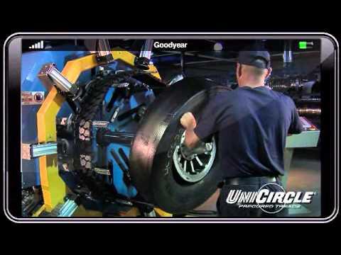 Goodyear Retread Manufacturing Process
