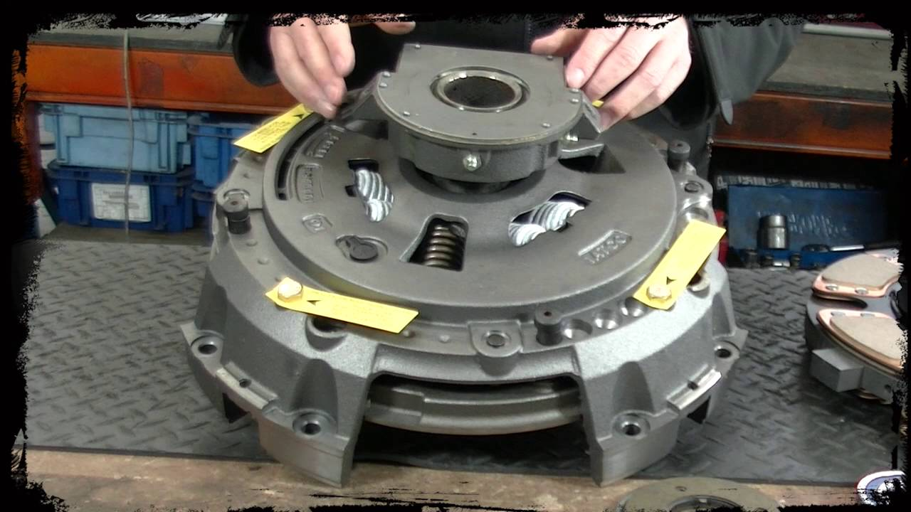 Self-Adjusting Heavy Commercial Clutch Kits - Autoset Clutch