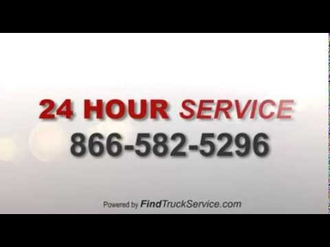 Shackleford Truck, Trailer & Tire Repair Service in Chattanooga, TN | 24 Hour Find Truck Service