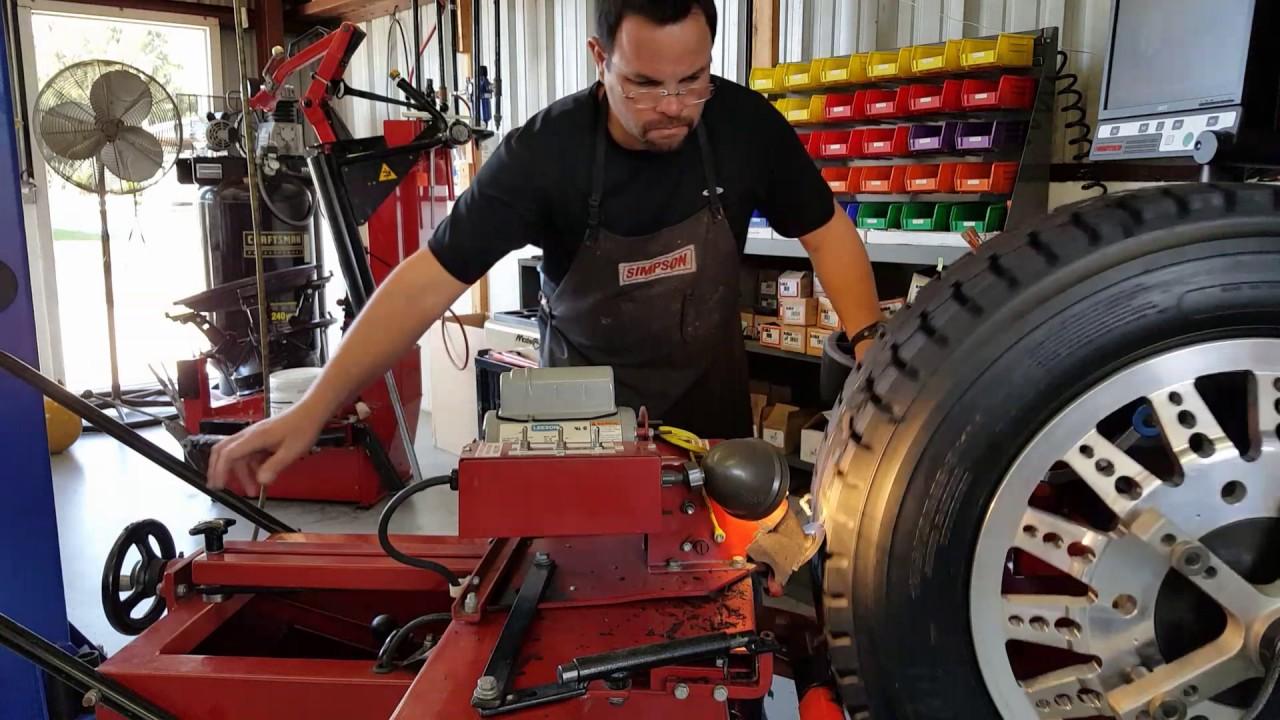Shaving Tires - Duallywheels4u.com