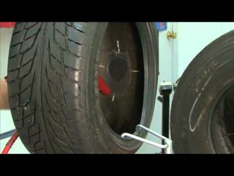 Tech One-Piece Tire Repair