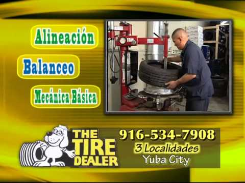 The Tire Dealer Commercial Power by L-Network