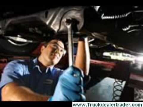 Truck Dealership, Auto Repair