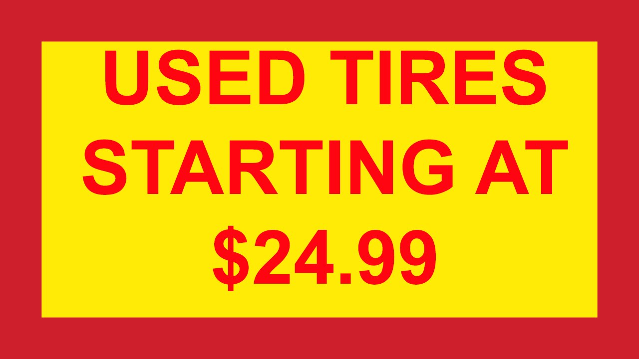 Discount Tires Spring Hill FL |(352) 688-8808 |Spring Hill Florida Used Tires