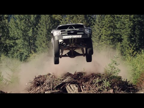 Toyo Tires: BJ Baldwin's Recoil 3 - Sasquatch Hunter